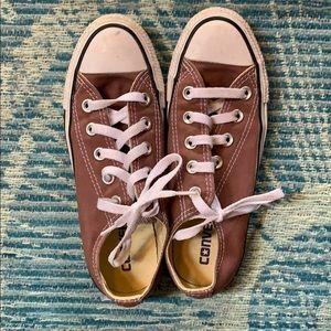 Converse Chucks Low Tops brown